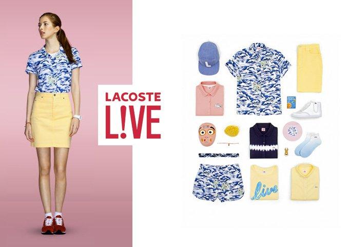 Lacoste Live 2013