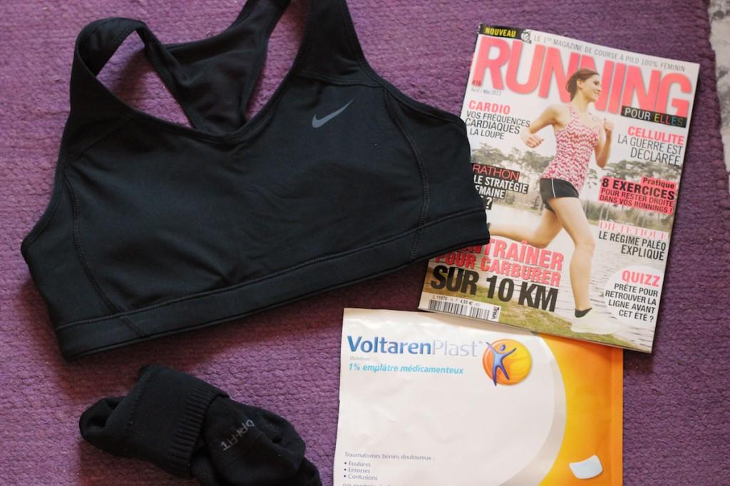 Conseils Sous-Vetements Femmes Running