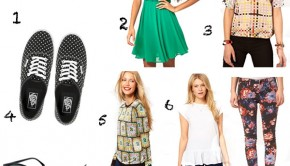 Selection Asos Aout