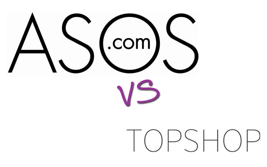 ASOS vs TOPSHOP, le choc #10