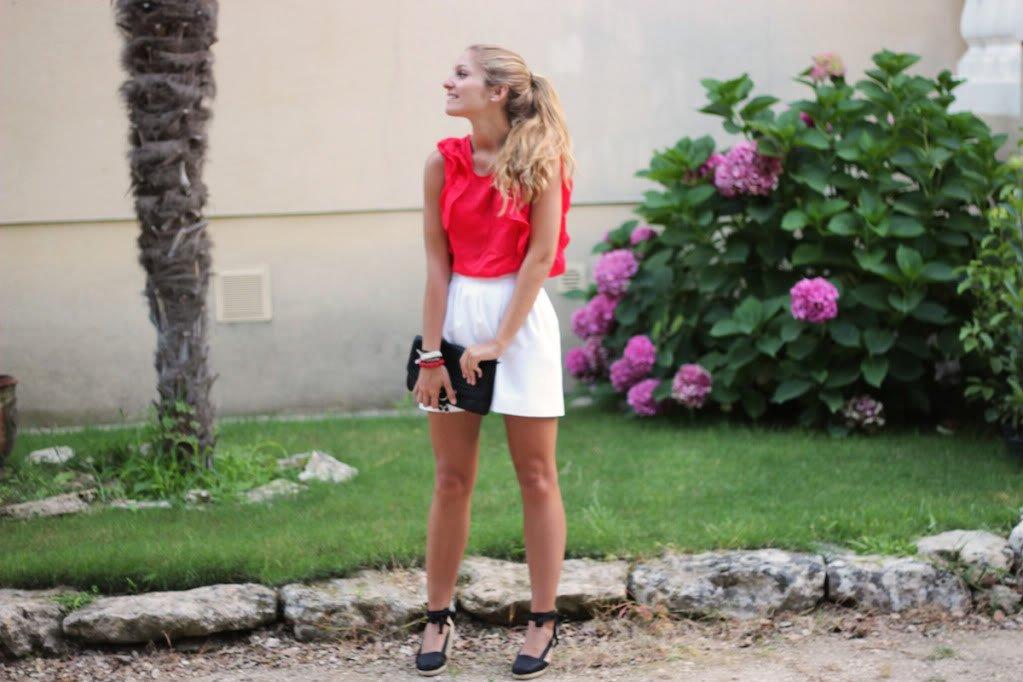 Blouse et Jupe Zara