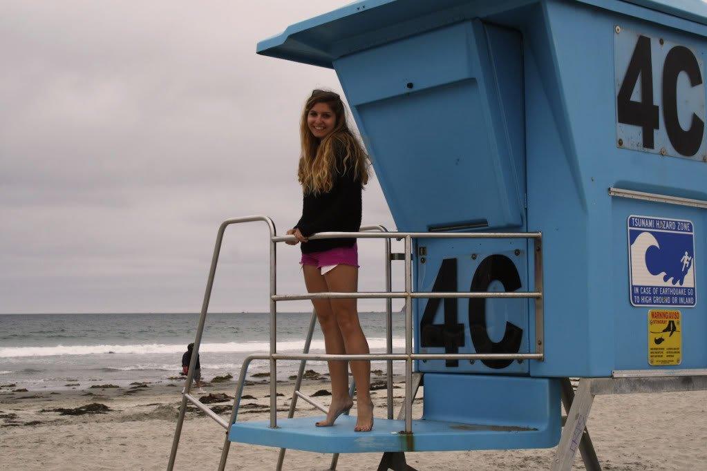Coronado Beach look