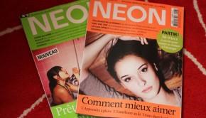 Neon Mag Fevrier - Mars