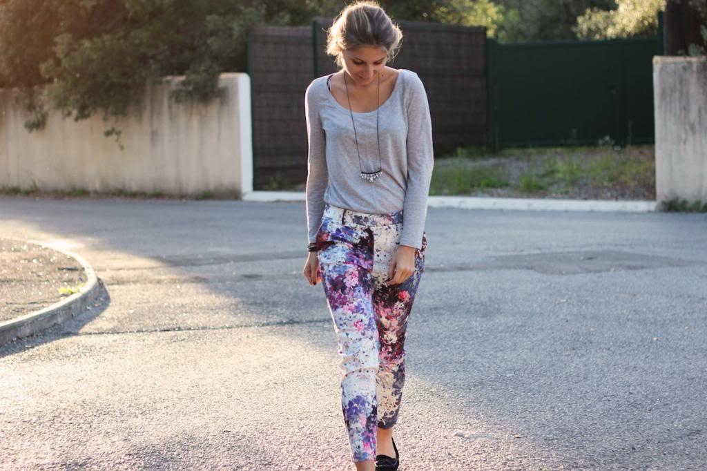 Pantalon Lana Del Rey H&M