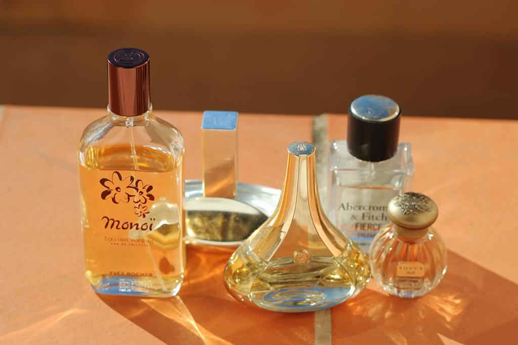 Mes Parfums Anne&Dubndidu