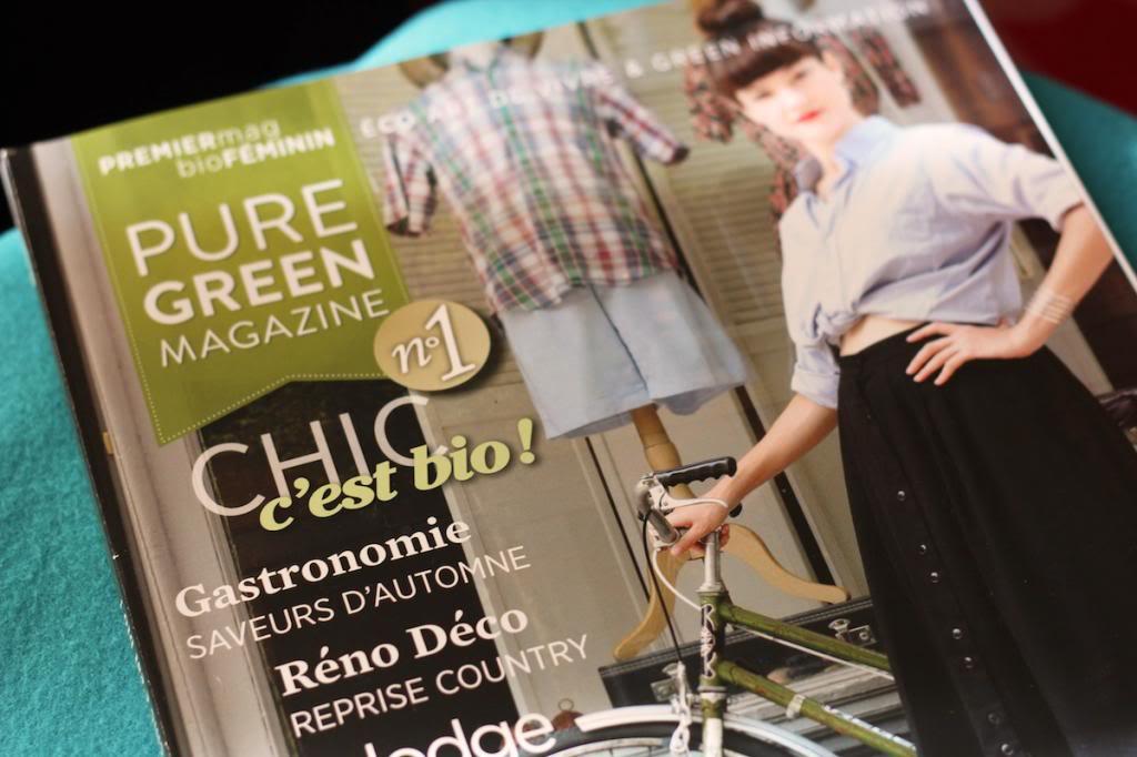 Pure Green Magazine Numero 1 Automne