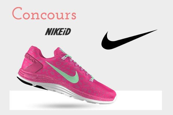 Concours Nike : 3 Lunar Glide +5 iD à Gagner #46