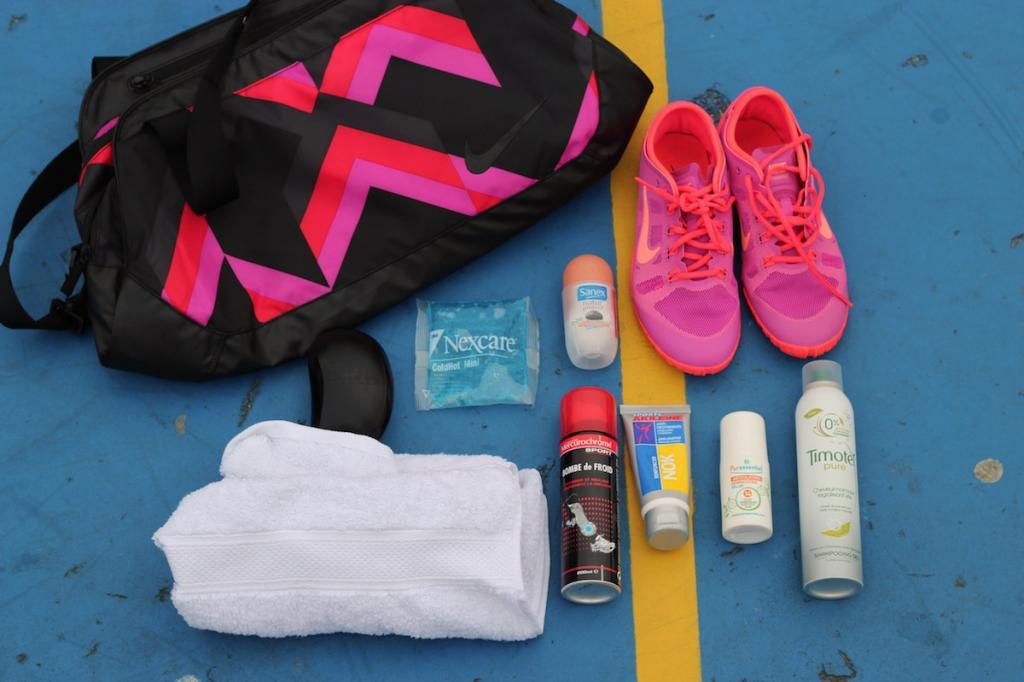 training  que mettre dans son sac de sport    53