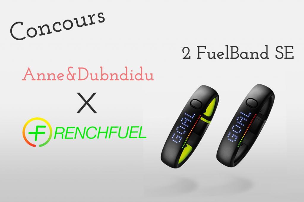 Concours: Deux Nike+ FuelBand SE à Gagner #26