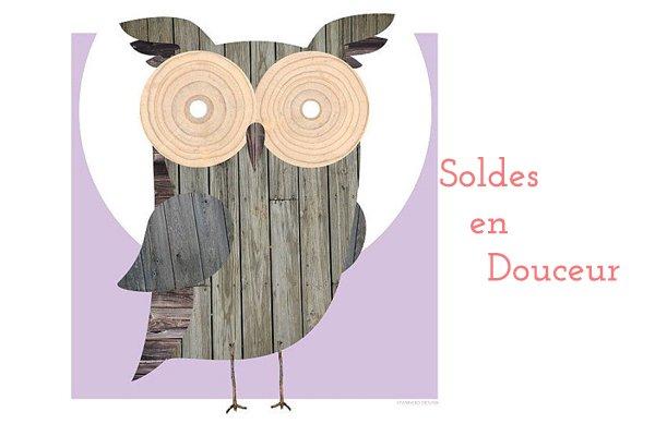 Soldes : 2eme Démarque en Douceur #39