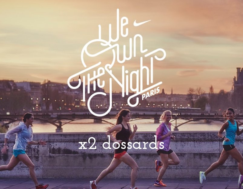 wotnparisnike20143 Concours:  10km   We Own The Night Ensemble #81