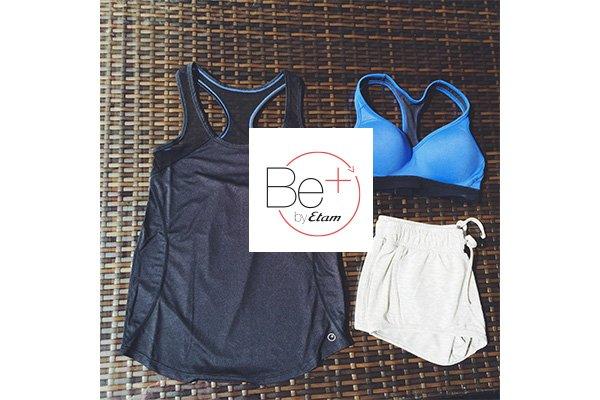 J'ai testé: La collection Sport Be+ by Etam #89