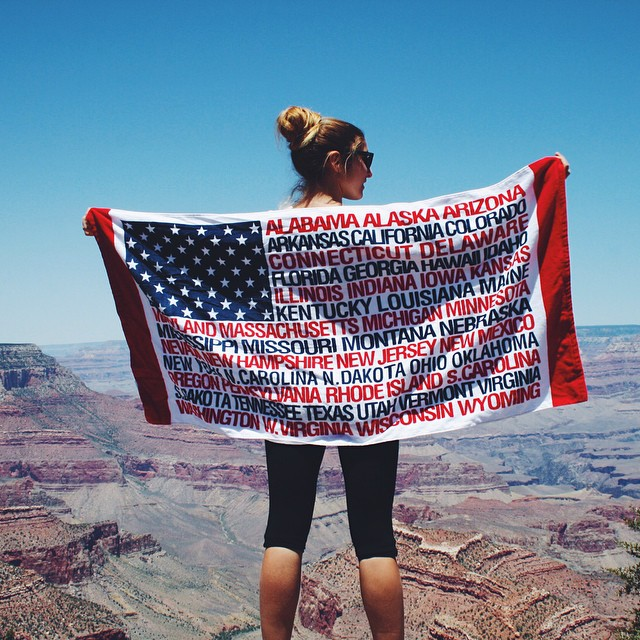 #ThrowBackThursday Souvenirs de mon road trip dans les Canyons et le plus connu : le Grand Canyon ??? déjà 2 ans !! j'aimerais tellement y retourner et randonner ??☀️? #tbt #canyon #usa #thanksgiving #travel #usaflag #souvenir #arizona #roadtrip ?