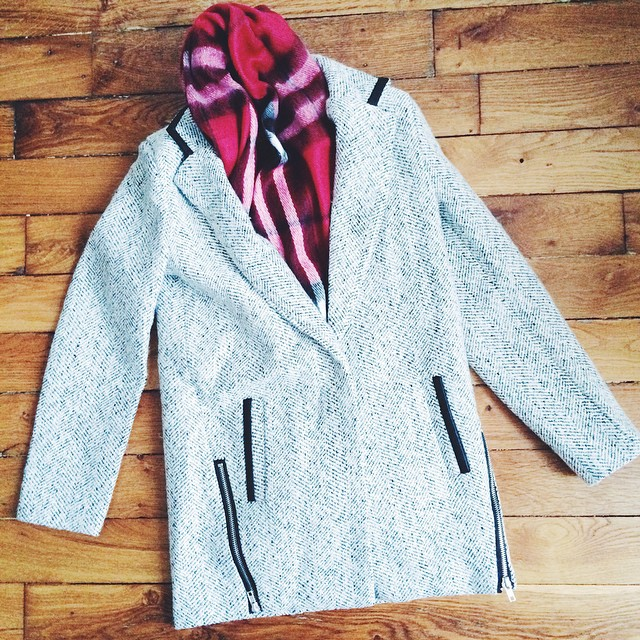 Nouvel Uniforme pour affronter le froid tout en restant confortable ahaha ?? #sheinside #lookoftheday #outfit #coat #fashionblog #ton #winter ☔️