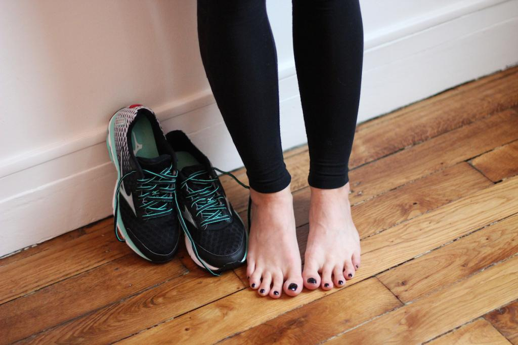 Prendre soin des pieds