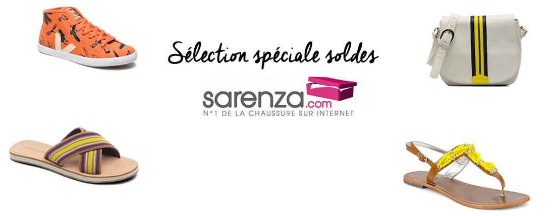 9d0f763bf3 ... j'ai essayé de faire une sélection « Soldes » plus… mode ! En grande  fan de chaussures, je n'ai pas pu passer à côté des offres Sarenza.