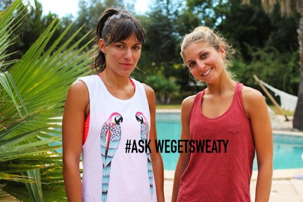 #AskWeGetSweaty: Rencontres, exercices favoris, nutrition... #200