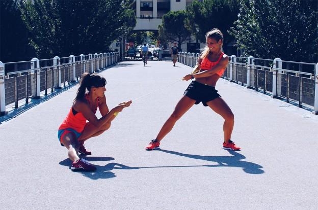 #WeGetSweaty Septembre: Workout spécial Elastique #212