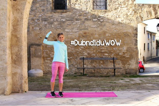 Challenge Fitness 1: #DubndiduWOW Spécial Abdos avec UA #239