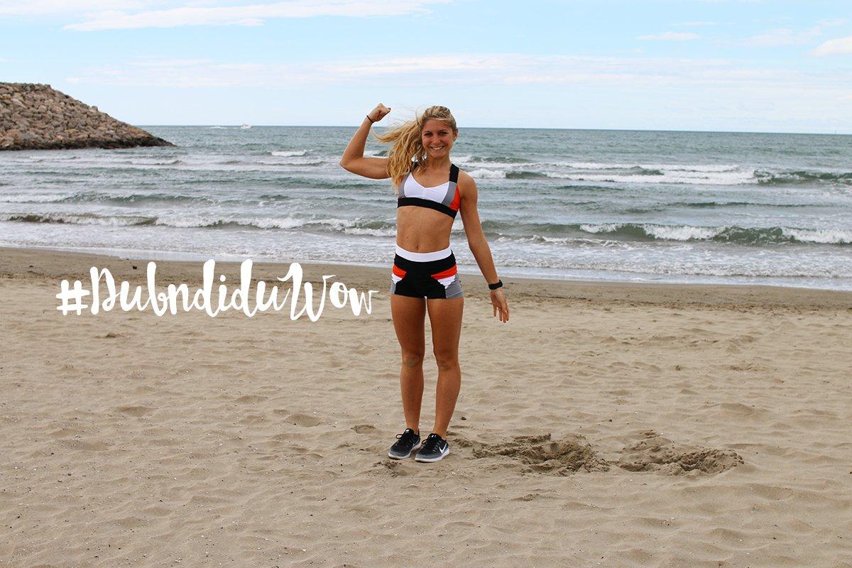Challenge Fitness 5: #DubndiduWOW Core x Fashercise