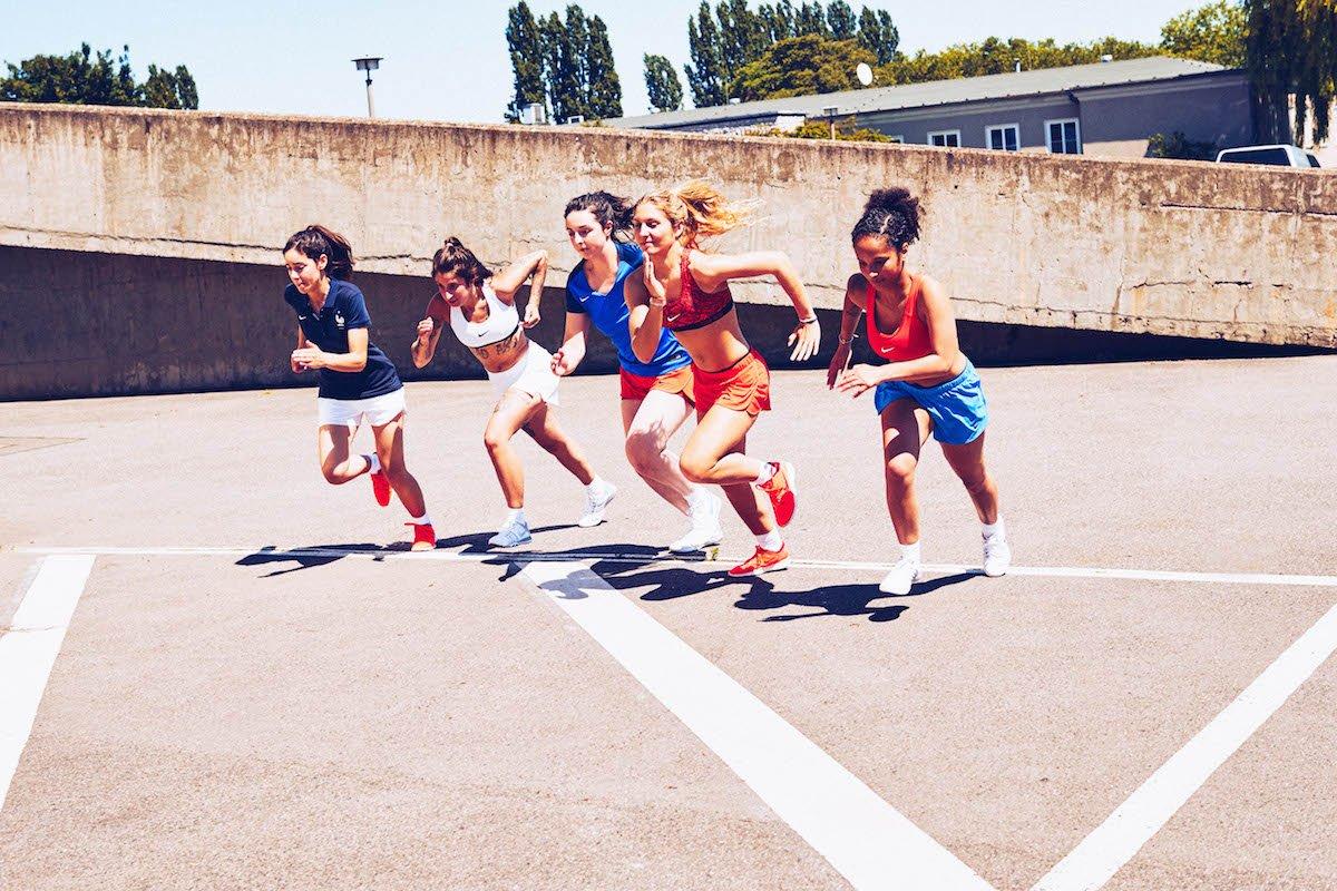 J'ai Testé, Football: S'entrainer comme les Bleus (ou presque)
