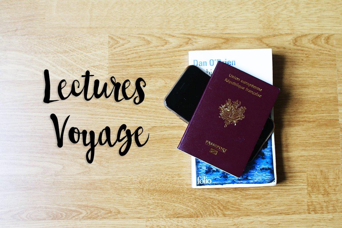 Lecture et Livre Audio: Thématique Voyage
