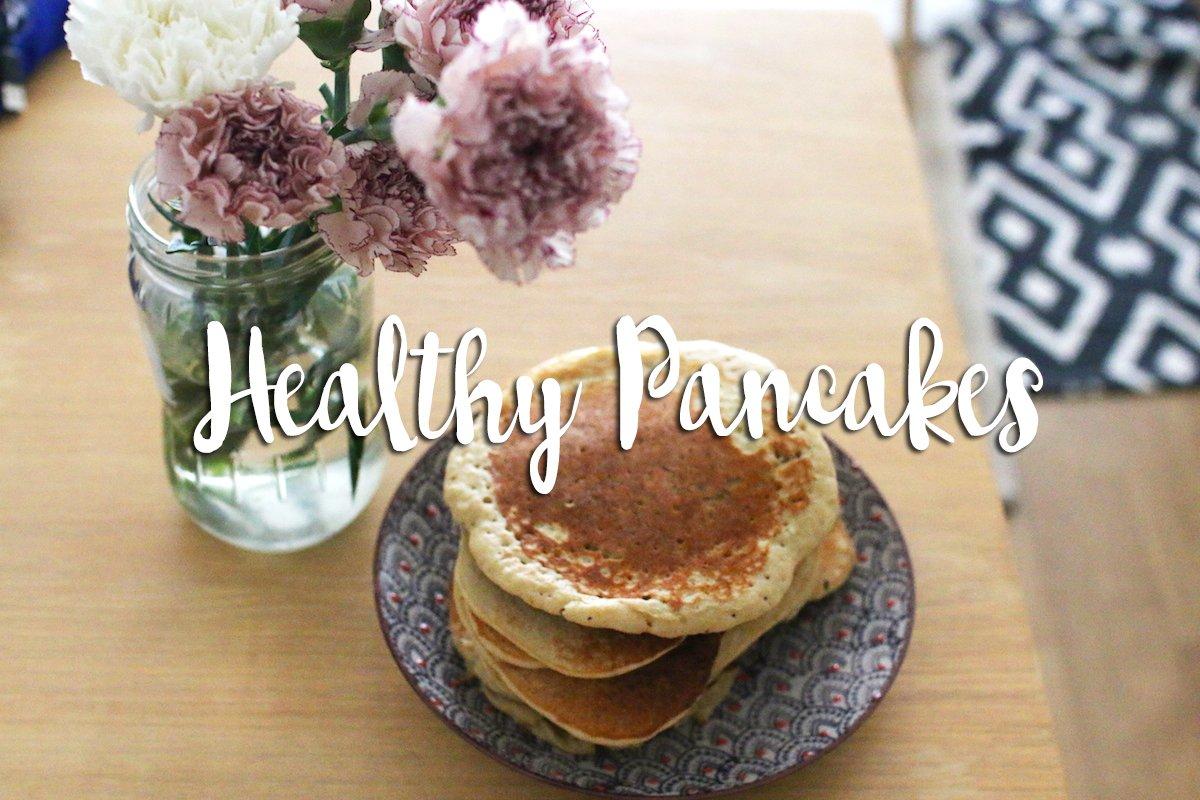 Brunch Healthy: Mes Pancakes Sans Lactose ni Gluten