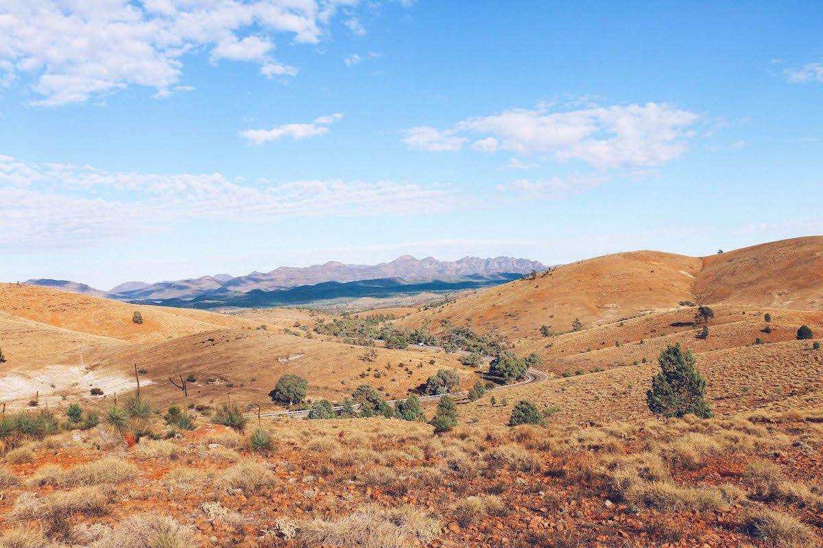 Roadtrip Du Nord au Sud de l'Australie: Explorers Way, Etape 3/4