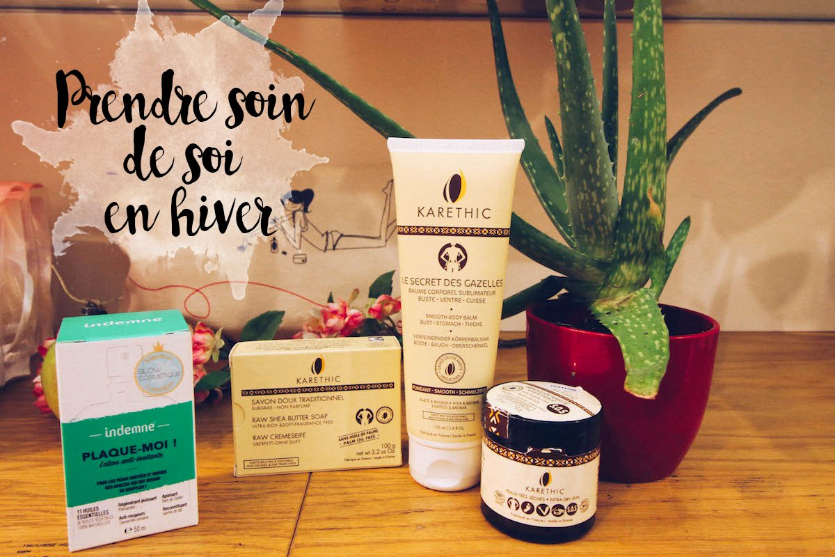 Conseils Beauté Bio: Prendre Soin de soi en Hiver