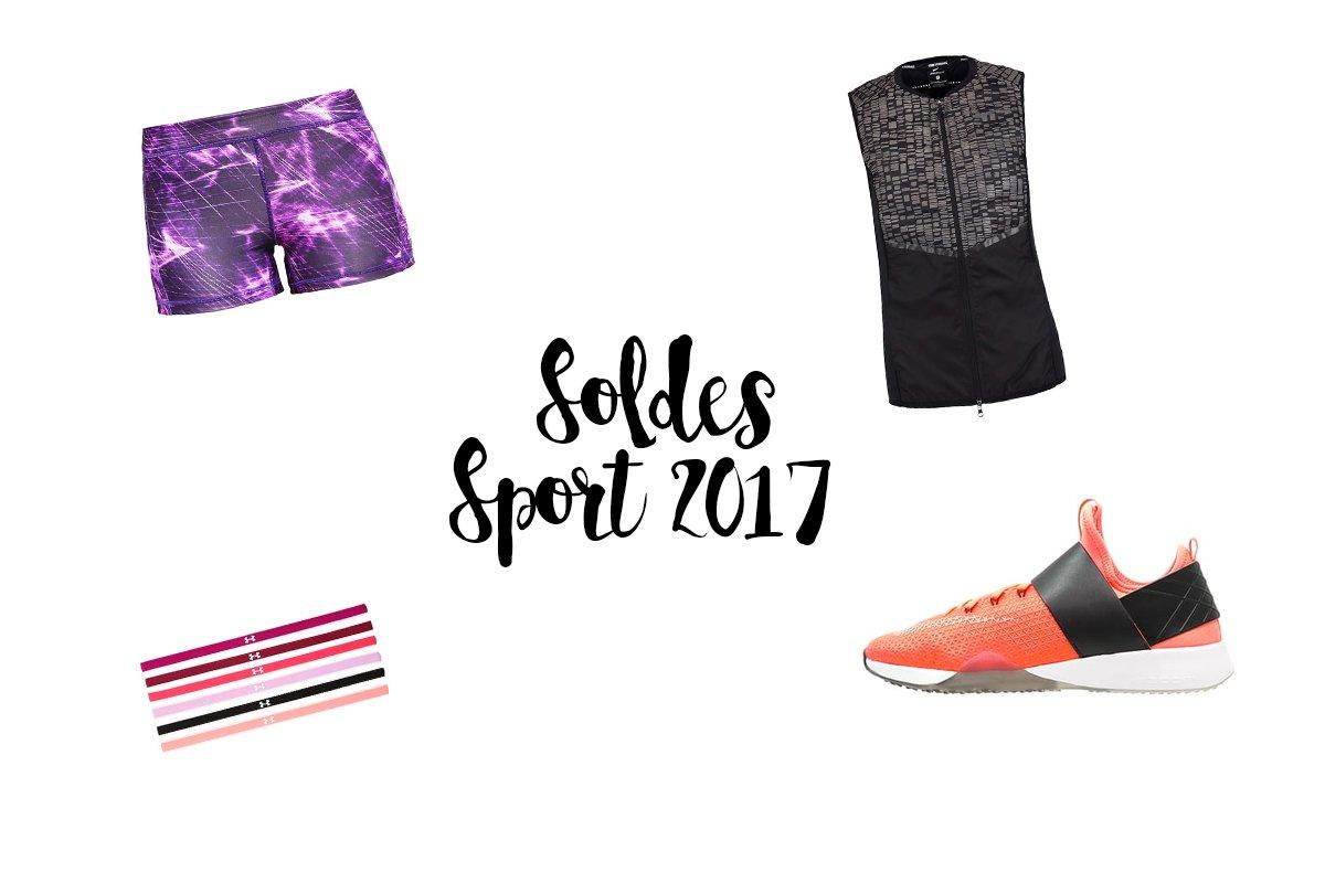 Soldes Hiver 2017: Sélection Sportive