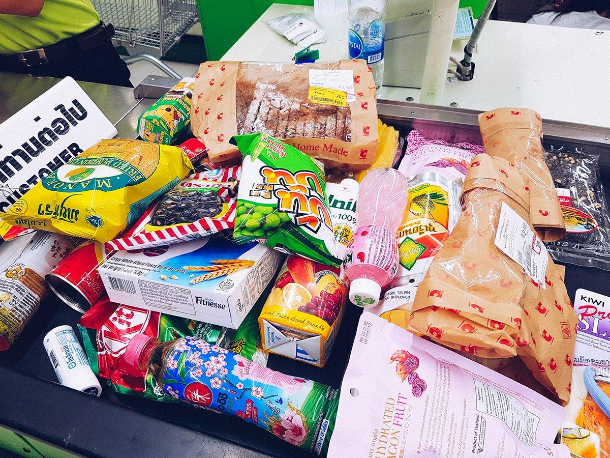 Thaïlande: On teste des produits thaïlandais !