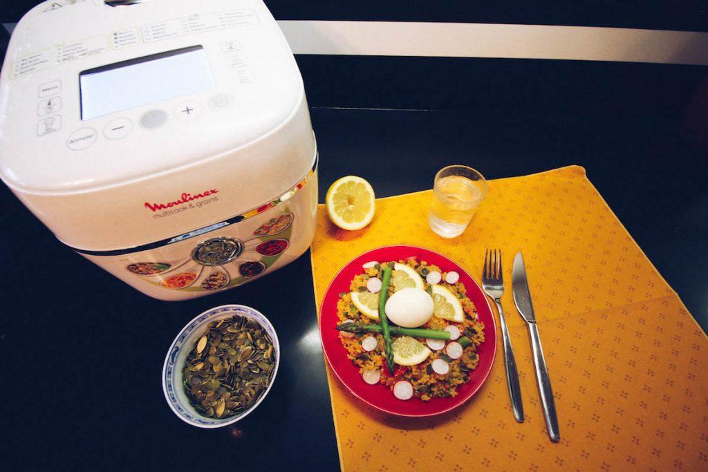 defiveggie recette meli melo printanier multicook. Black Bedroom Furniture Sets. Home Design Ideas