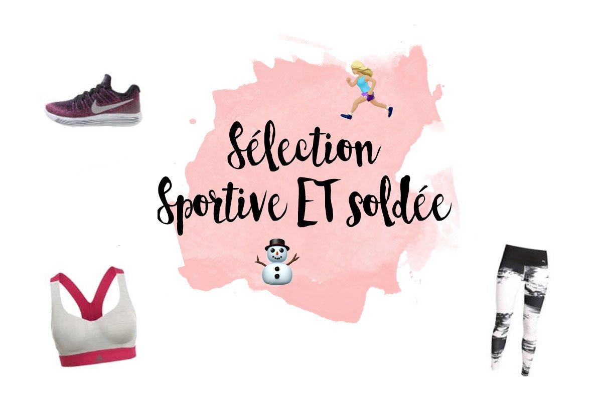 Soldes Hiver 2018: Selection Sport (Zalando, Nike, Asos...)