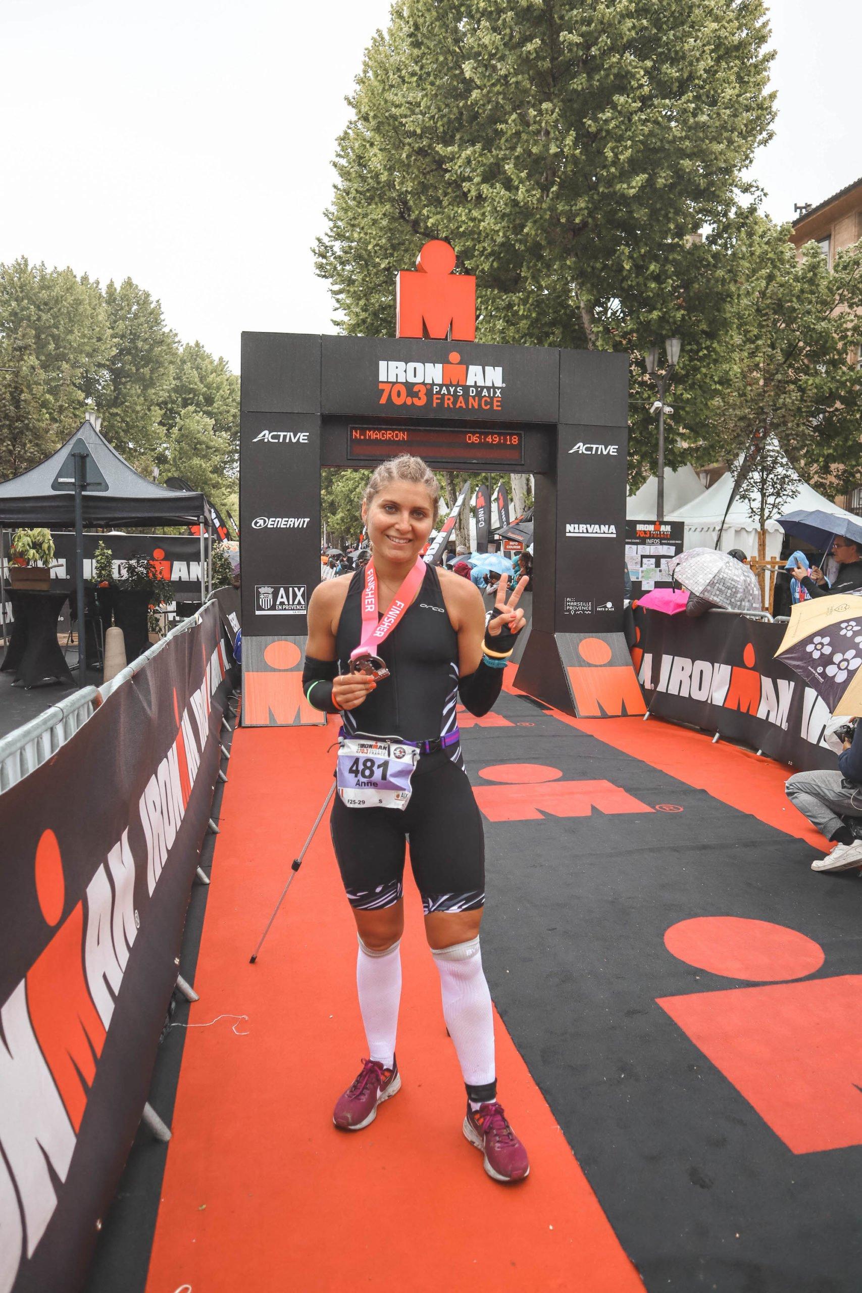 Compte-Rendu: Ironman 70.3 Aix-en-Provence 2018