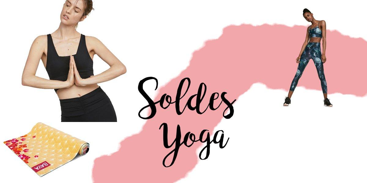 Soldes d'été: Sélections Yoga