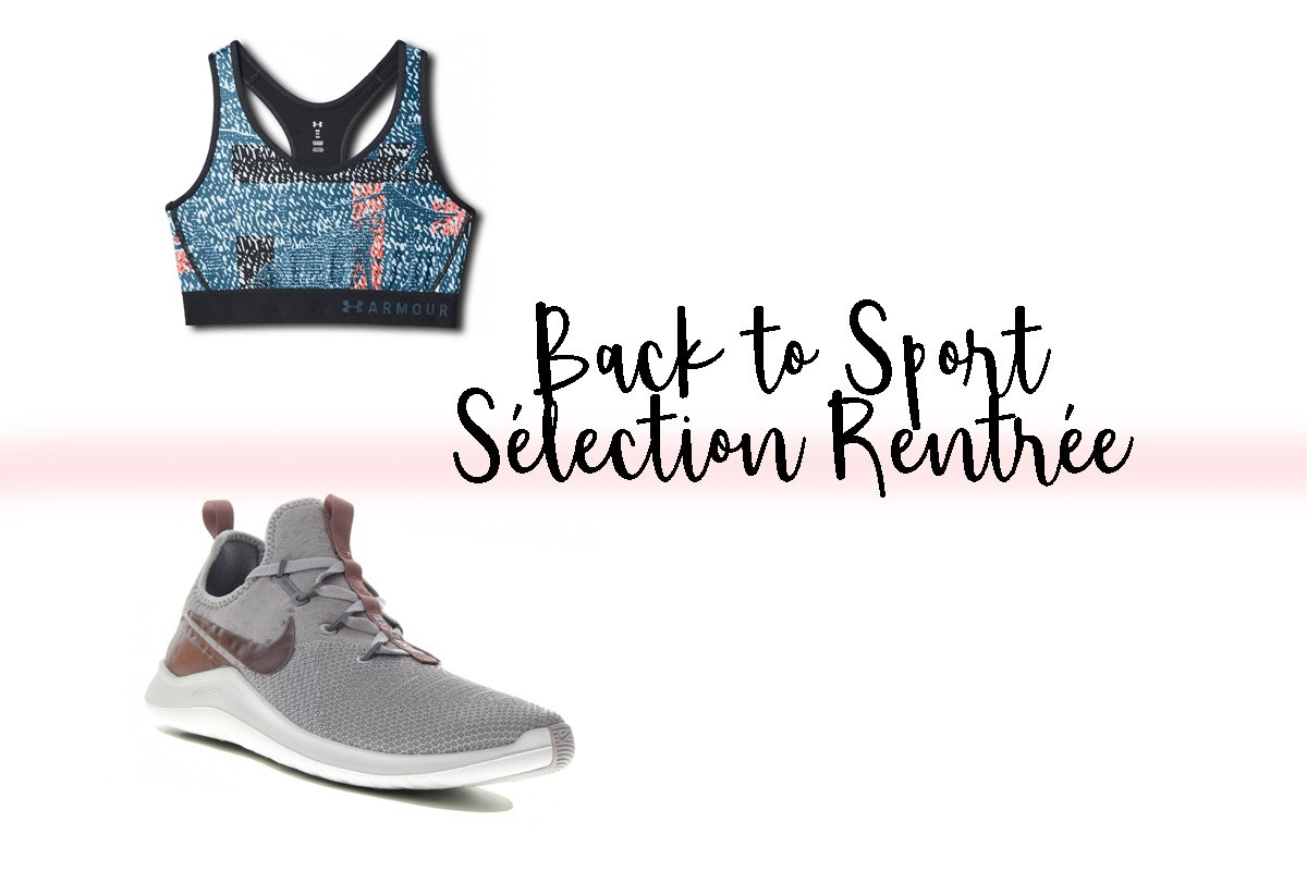 Sélection I-run.fr Running et Fitness : Back to School