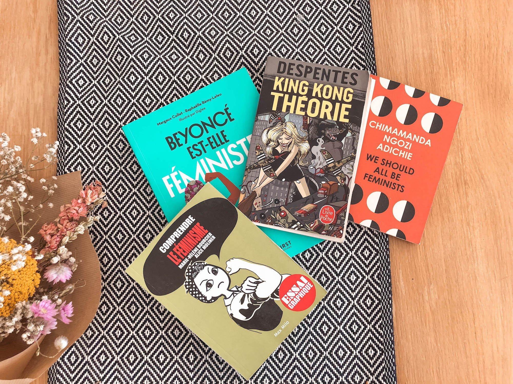 #WDubndidu 4 Livres pour en Apprendre plus sur le Féminisme