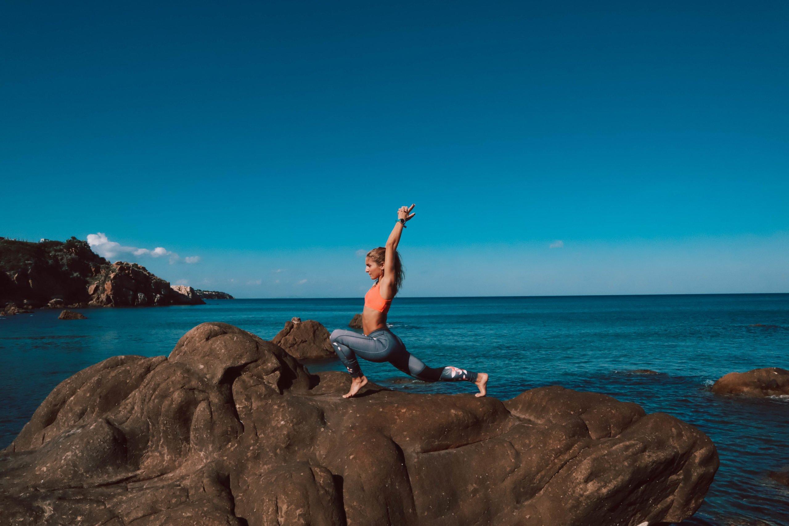 Yoga pour Coureurs : Séance de 20 min