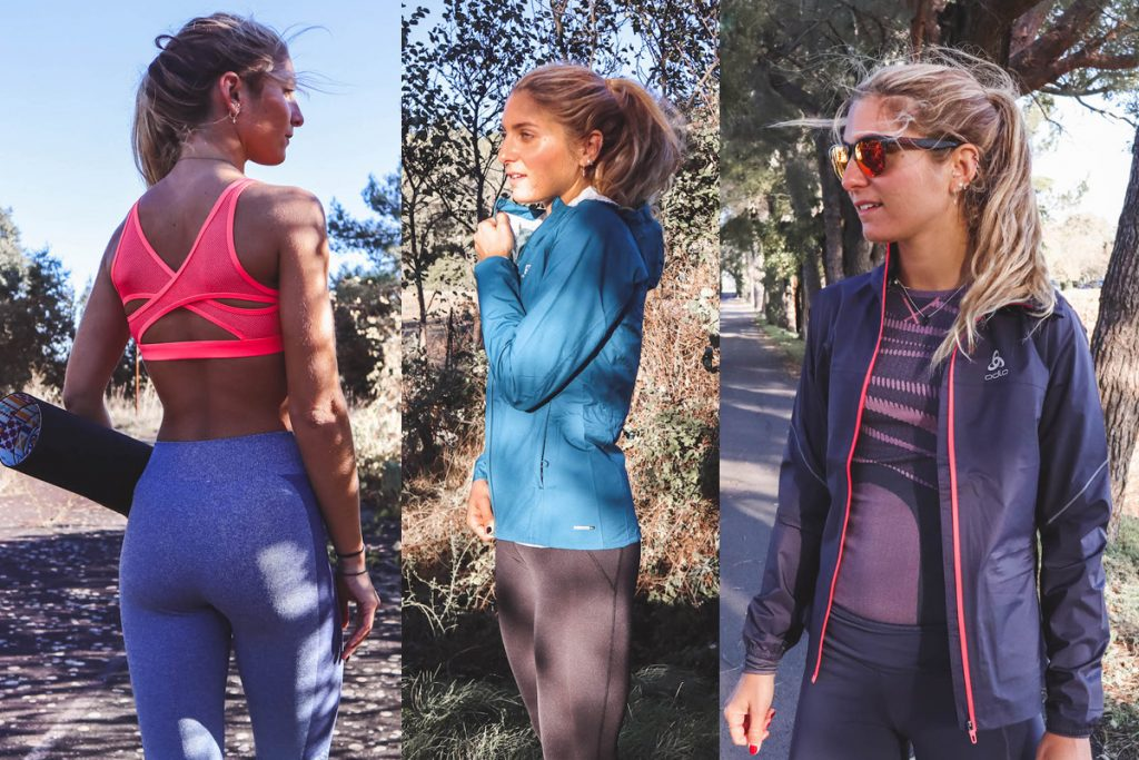 Lookbook d'Automne/Hiver (Running, Trail et Fitness) 2018