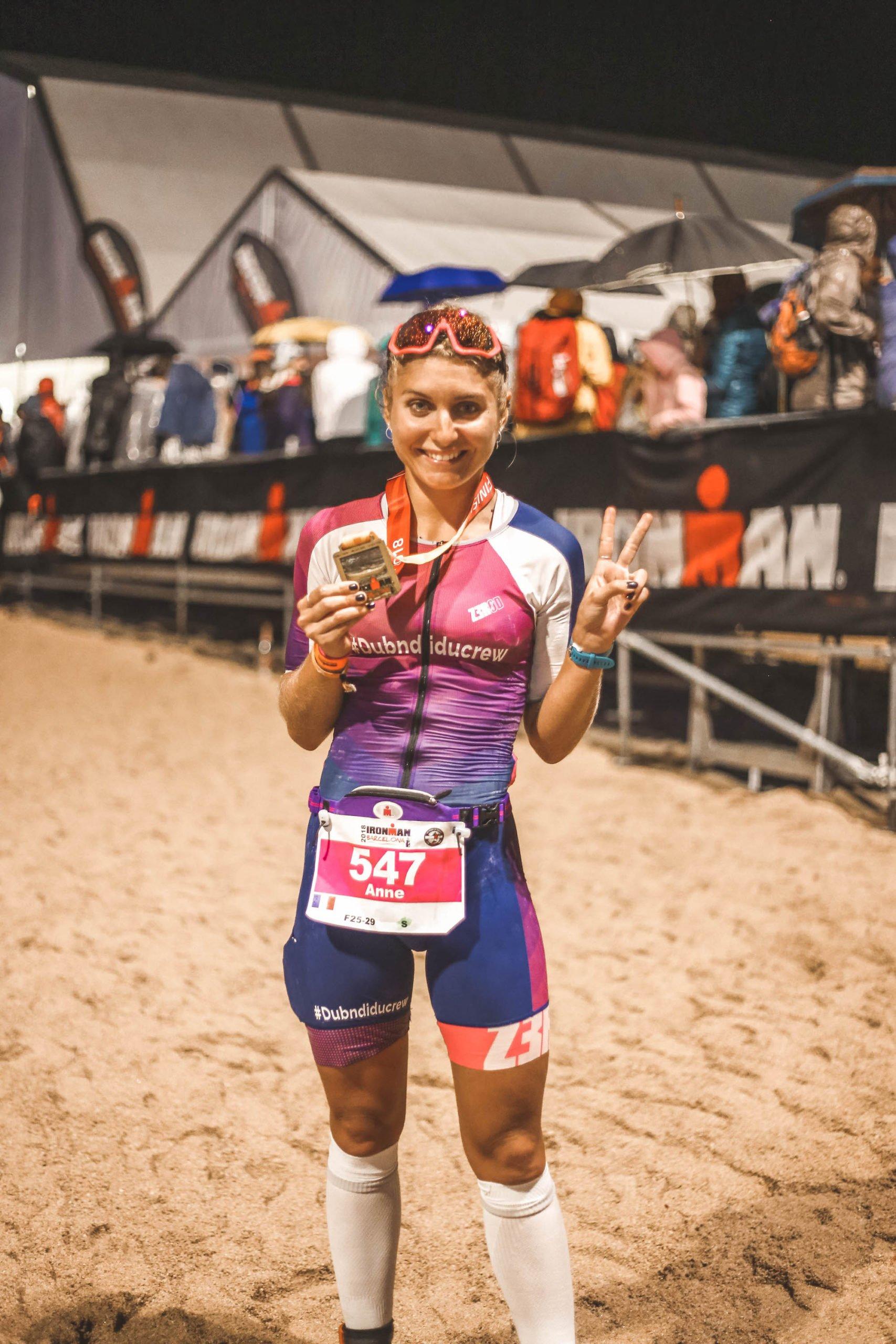 Barcelone 2018: Je participe à mon Premier Ironman !