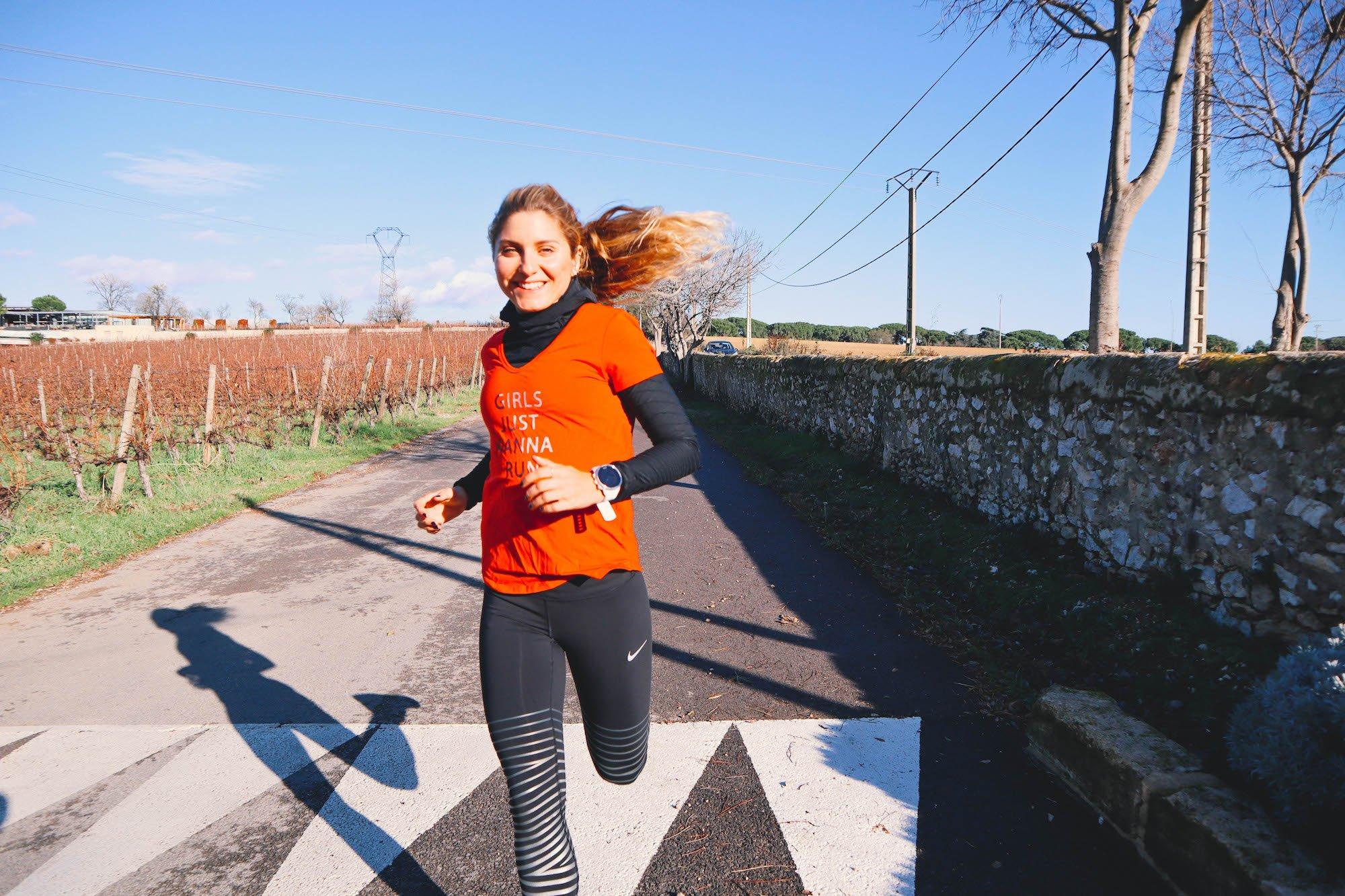 Challenge Running de Fin d'Année:  #DubndiduXmas avec Etam