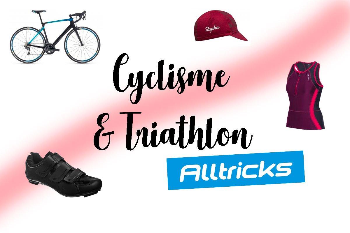 Soldes d'Hiver sur Alltricks: Cyclisme/Triathlon
