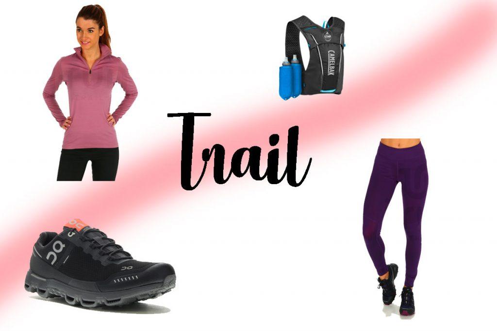 Soldes d'Hiver: Trail