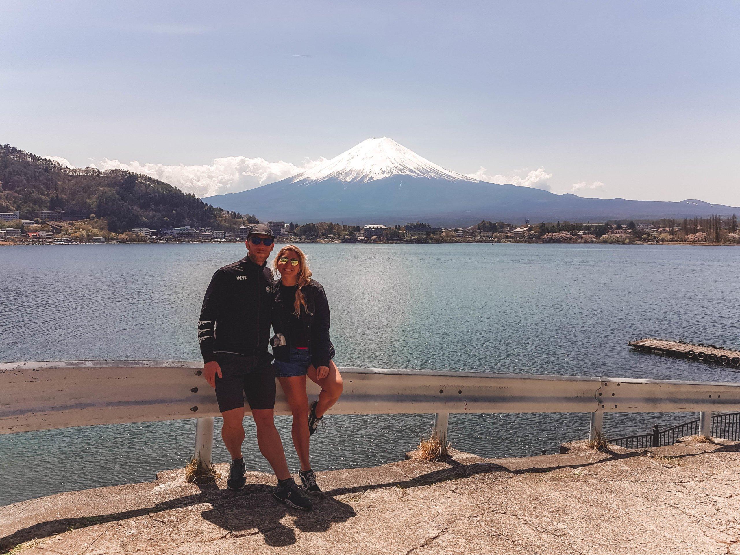 5 Jours à la Découverte de Tokyo et du Mont-Fuji au Printemps