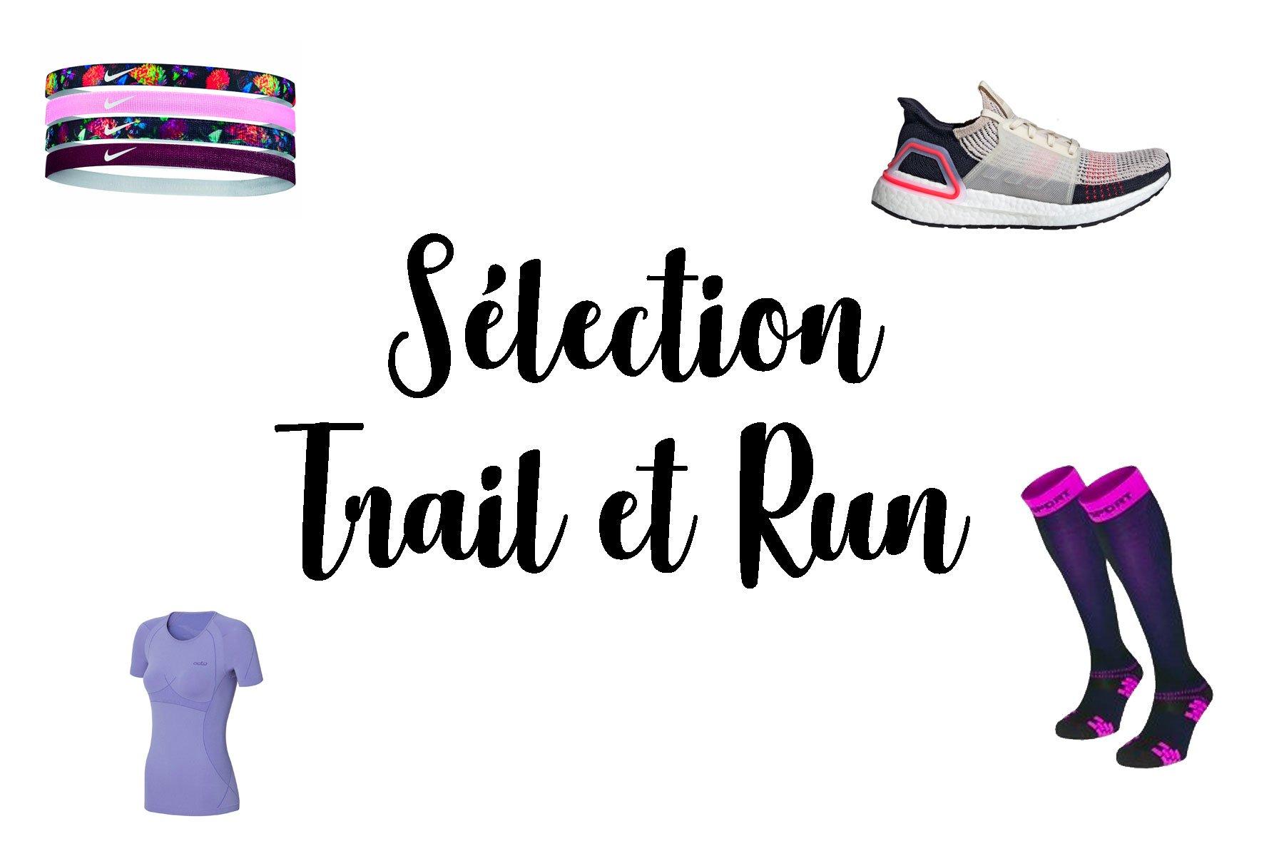 Selection Alltricks Spéciale Running et Trail (Homme et Femme)