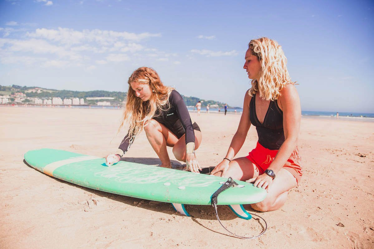 Débuter le surf: Les Erreurs à Eviter