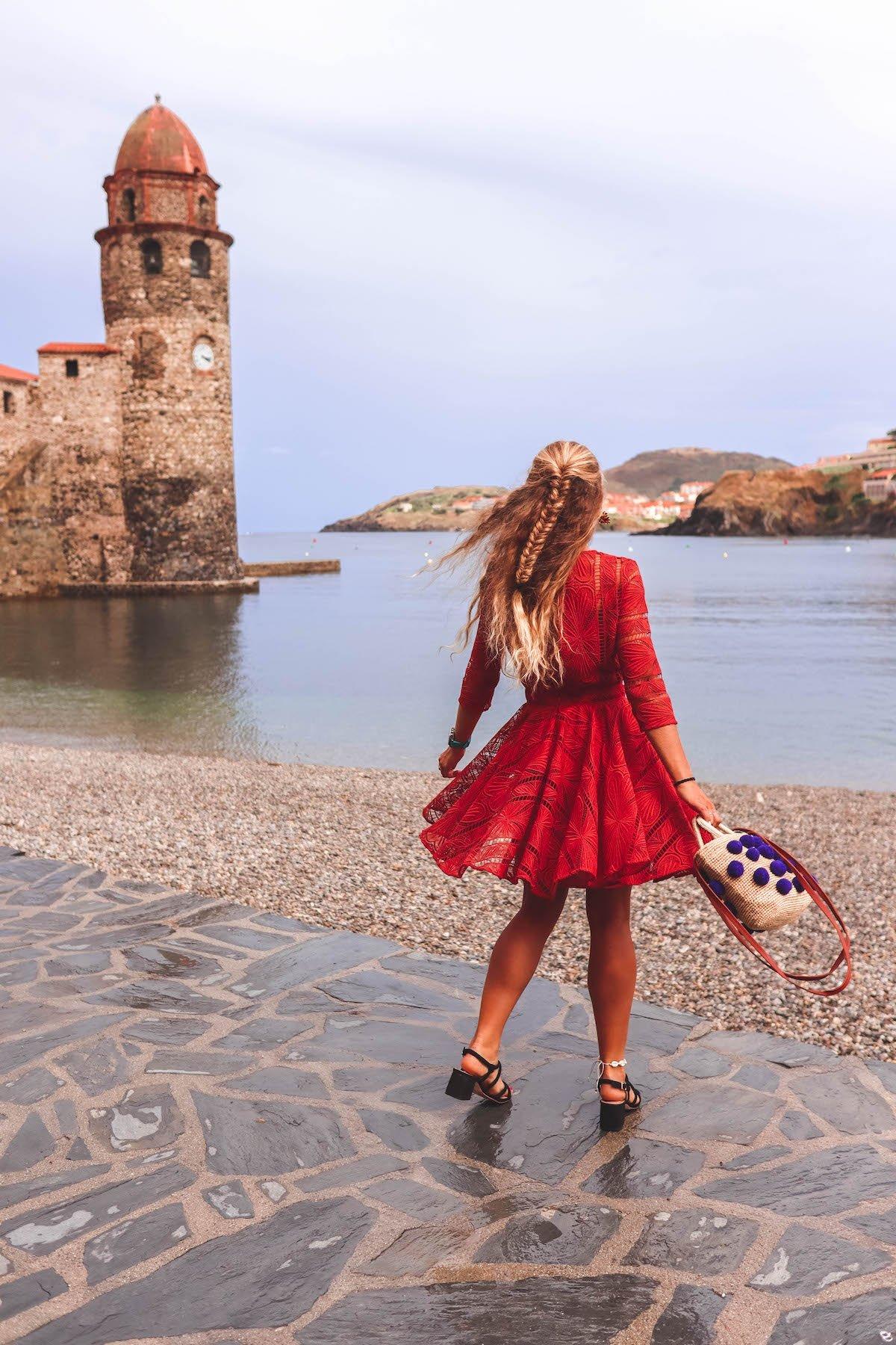 Aux couleurs de Collioure #863