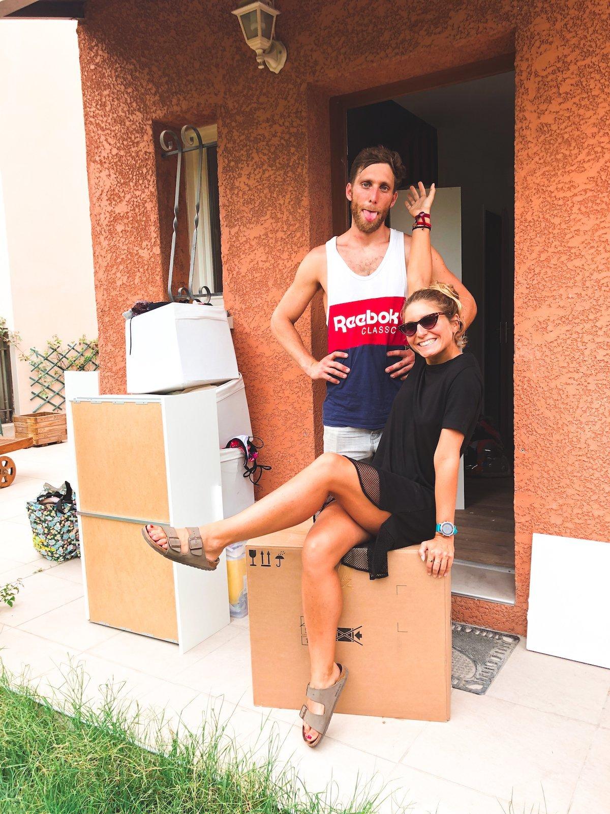 Notre Maison: On a emménagé chez nous (ENFIN) !