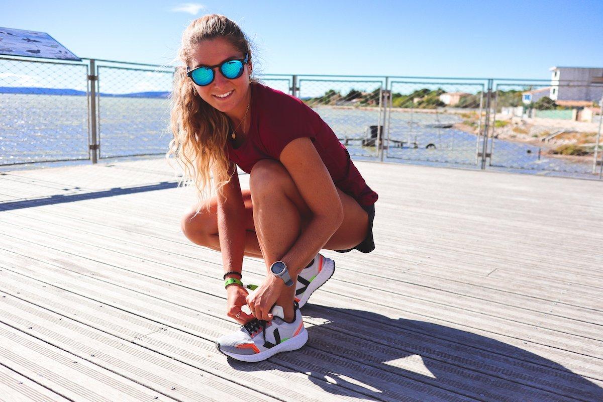 Avis: J'ai Testé le  Baskets de Running Ecologique : Veja Condor