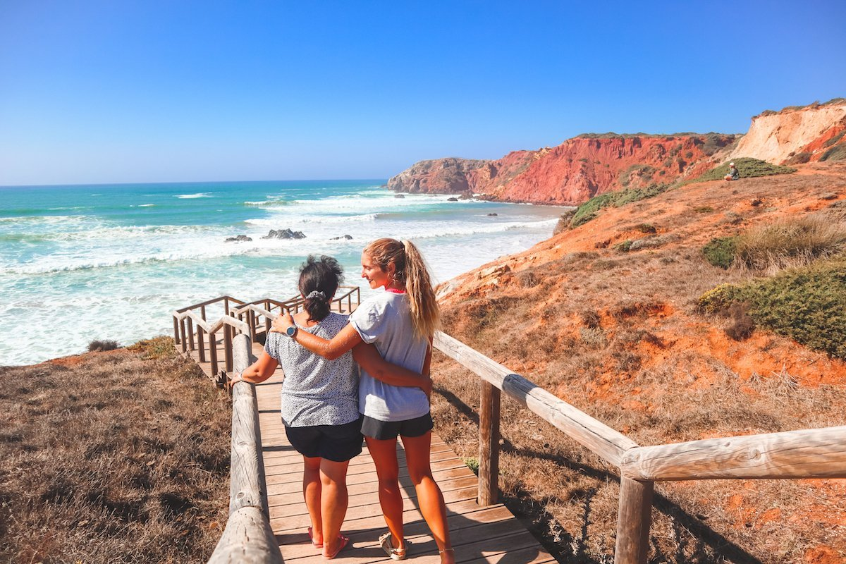 Voyage Mère-Fille: Un Long Weekend en Algarve, Portugal